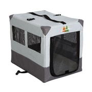 Midwest Homes For Pets Canine Camper Sportable Tent Pet Crate; 20.25'' H x 24'' W x 1.5'' D