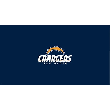 Imperial NFL Team Logo Billiard Table Cloth; San Diego Chargers