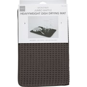 KAF Group Microfiber Dish Drying Mat in Pewter