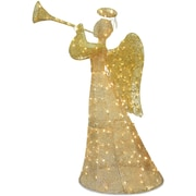 National Tree Co. Angel w/ LED Lights Christmas Decoration