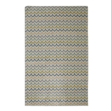 Mohawk Home Dyllan Light Nylon 5'x8' Multi-Colored Rug (086093477431)
