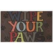 """Mohawk Home Wipe Your Paws Doormat 1'6""""x2'6"""" Multi-Colored (086093422820)"""