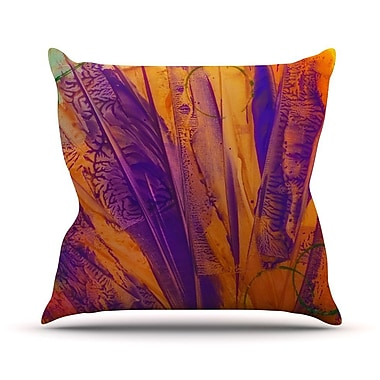 KESS InHouse Together Throw Pillow; 20'' H x 20'' W