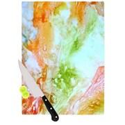 KESS InHouse November Rain Cutting Board; 15.75'' W x 11.5'' D
