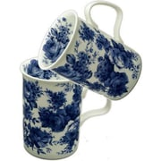 Roy Kirkham Lancaster Mug, English Chintz, Set of 6