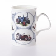 Roy Kirkham Lancaster Mug, Days Past, Set of 6