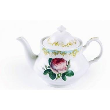 Roy Kirkham Teapot, Vintage Rose