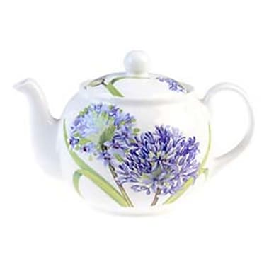 Roy Kirkham Teapot, Agapanthus