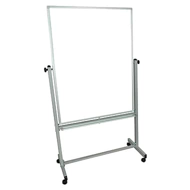 Luxor – Tableau blanc mobile 36 po x 48 po (MB3648WW)