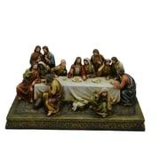 Hi-Line Gift Ltd. Last Supper Figurine Set