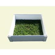 CookProducts Handy Bed Vinyl Raised Garden; 6'' H x 25'' W x 25'' D