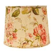 AHS Lighting 16'' Linen Drum Lamp Shade