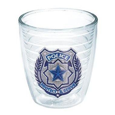 Tervis Tumbler Celebrate Life Police Officer Tumbler; 12 Oz.