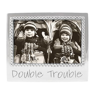 Mariposa Statements ''Double Trouble'' Picture Frame