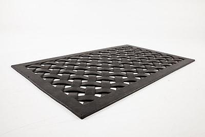 Entryways Timeless Woven Doormat