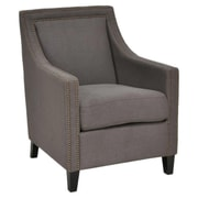 Kosas Home Sabina Arm Chair in Grey