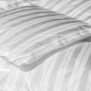Highland Feather Lightweight Down Comforter; Queen