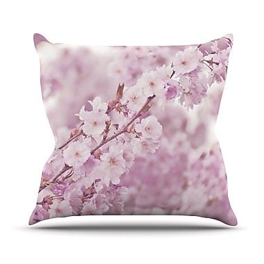 KESS InHouse Endless Throw Pillow; 16'' H x 16'' W