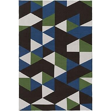 Artistic Weavers Joan Fulton Hand Tufted Multi Area Rug; Rectangle 5' x 7'6''