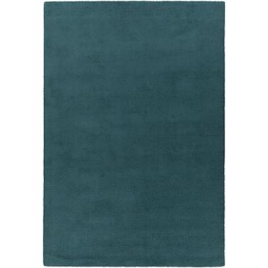 Chandra Mystica Hand-Tufted Blue Area Rug; 5' x 8'