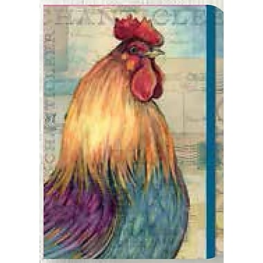 LANG (1009535) Missive Rooster Book Bound, Hard Cover Classic Journal