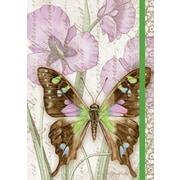 LANG - Journal relié à couverture rigide classique, queue d'hirondelle violette (1009521)