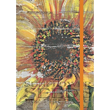 LANG (1009526) Sunflower Bound, Hard Cover Classic Journal