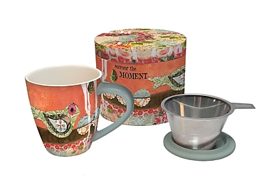 LANG Savour The Moment Tea Infuser Mug (2160505)