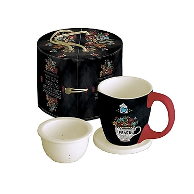 Lang (5054033) de 11 oz. Tasse à infusions Blessings