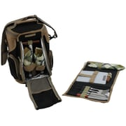 Cathay Importers Picnic Wallet and Cooler Bag with Compartments (EC-06-2606)