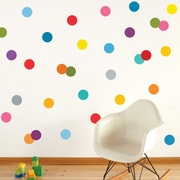 Petit Collage Confetti Wall Decal