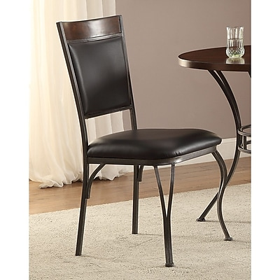 Anthony California Patio Dining Chair w/ Cushion (Set of 2)
