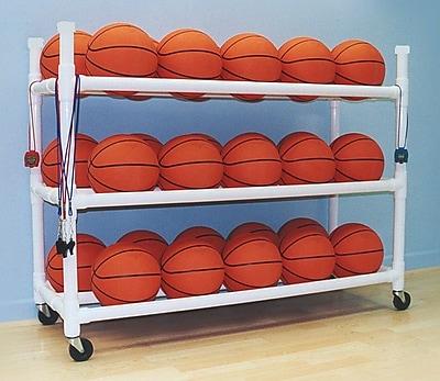 Duracart 30 Ball Utility Cart w/ Wheels