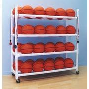 Duracart 40 Basketball Utility Cart w/ Wheels