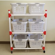 Duracart Basket Master Utility Cart