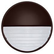 Besa Lighting Costaluz 1-Light Deck Light; Bronze