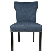 Sole Designs Key Largo Parsons Chair (Set of 2); Denim