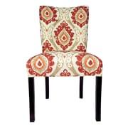 Sole Designs Victoria Parsons Chair (Set of 2); Tangerine