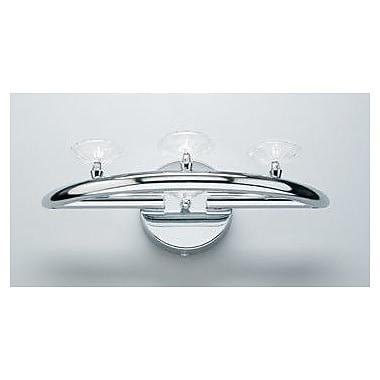 PLC Lighting Camber 3-Light Bath Bar