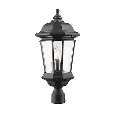 Z-Lite Melbourne 3-Light Lantern Head
