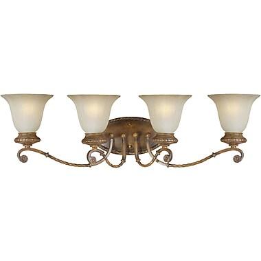 Forte Lighting 4-Light Vanity Light