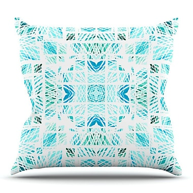 KESS InHouse Scandanavian Square by Danii Pollehn Throw Pillow; 20'' H x 20'' W x 4'' D