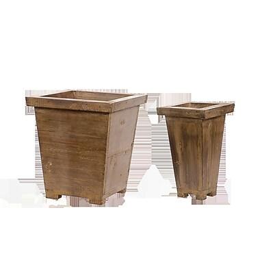 Fantastic Craft 2-Piece Pot Planter Set