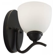 Lithonia Lighting Blackwell Sconce in Bronze Dark Brown