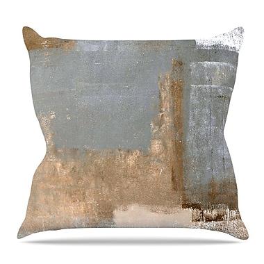 KESS InHouse Gifted II by CarolLynn Tice Throw Pillow; 16'' H x 16'' W x 3'' D