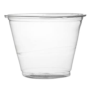Fineline Settings, Inc Super Sips 9 Oz. Squat Drinking/Dessert Cup (Set of 1000)