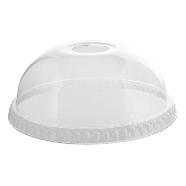 Fineline Settings, Inc Super Sips Dome Lid (Set of 1000); 1.75'' H x 2'' W x 2'' D