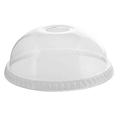 Fineline Settings, Inc Super Sips Dome Lid (Set of 1000); 1.8'' H x 2.3'' W x 2.3'' D