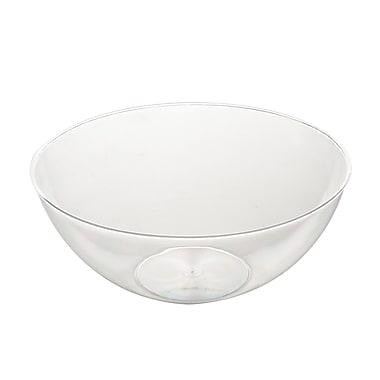 Fineline Settings, Inc Super Bowls 64 Oz. Salad Bowl (Set of 25); Clear