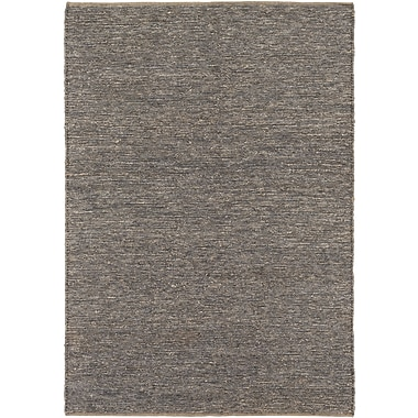 Artistic Weavers Purity Sydney Hand-Woven Ash Gray Area Rug; 4' x 6'
